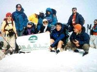 Barla Dağı zirvesi