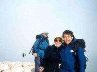 Barla Dağı zirvesinde